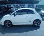 Customized Fiats Graphics with Vinyl