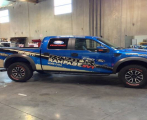 Professional Advertisement Wrap Installation for Trucks in Henderson, NV