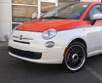 Custom Made Vehicle Wraps for the Mini Cooper and Fiat 500