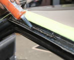 Urethane vs. Butyl Windshield Adhesive: Don't Compromise Your Safety