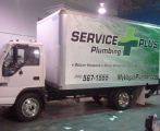 Truck Wraps for Las Vegas Plumbers