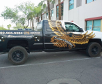 Too Much Info: Are You Overwhelming People With Your Vehicle Graphics?