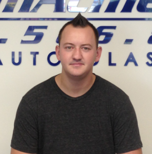 Geddy Burlinger – Lead Graphics Installer Team ACME