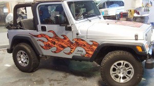 Why Vehicle Wraps are Better than a Paint Job