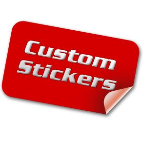 Advertising Stickers For Promotional Events