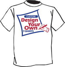 Using custom t shirts to promote your las vegas business for Print my own t shirt design