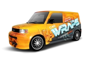 How to Advertise Your Business with Vehicle Wrapping