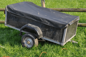 Vehicle Wraps for Landscaping Trailers