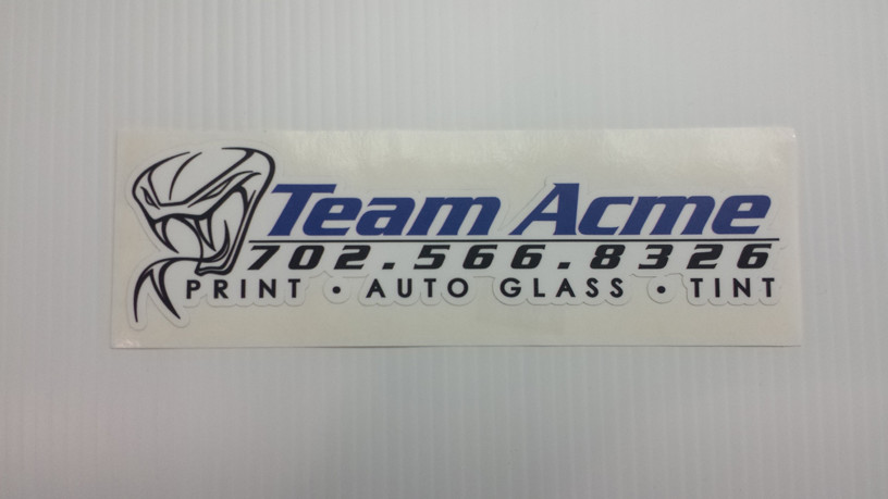 1 Team Acme Giveaway Stickers (1)