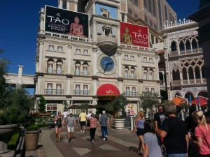 Team Acme Gives the Venetian Clock Tower a Makeover