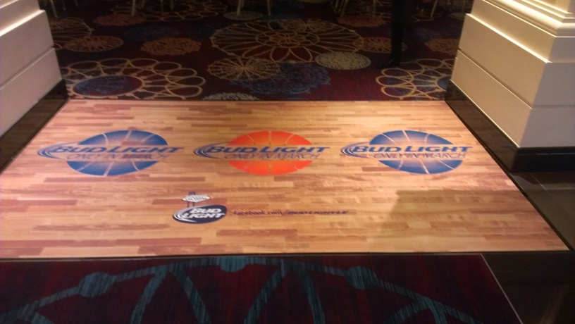 Bud Light March Madness Casino Take over (3)