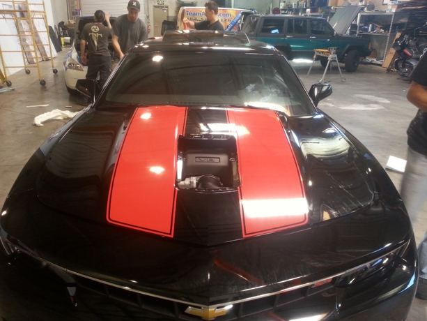 Camaro Stripe Kit (2)