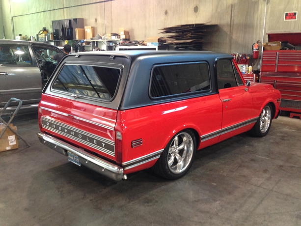 Classic Car Custom Glass and Replacement (13)