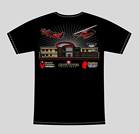 Pappilon Airlines T-Shirt