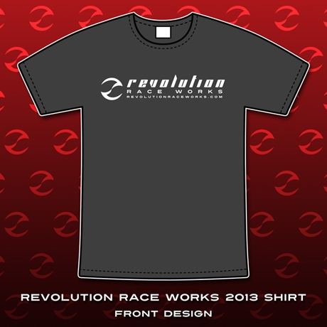 Revolution Race Works T-Shirts (1)