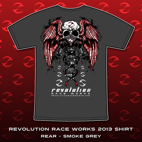 Revolution Race Works T-Shirts (2)
