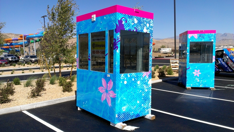 Wet N Wild Parking Booth2