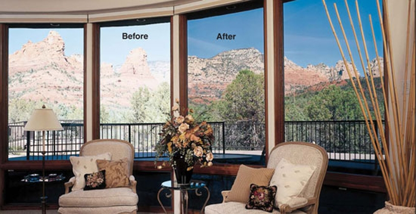 Attirant Window Film For Sliding Glass Doors, Front Doors, Skylights And More!