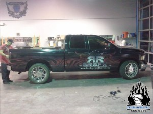 7 Tips For Businesses Considering a Vehicle Wrap