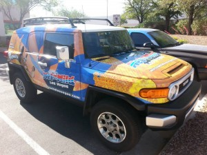 Fleet Vehicles, Uniforms, and Other Promotional Items