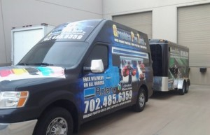 Vehicle Graphics for Las Vegas Businesses The Cost of Advertising