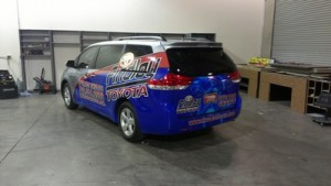 Is a Vehicle Wrap Right for Your Business How to Calculate Break Even for a New Wrap