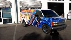 Vehicle Wrap Design Be Careful Using Licensed Images