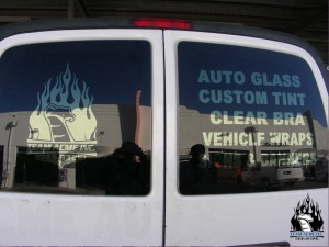 Same Day Vehicle Wraps With a Team Acme Fleet Account