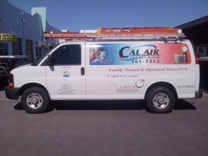 Starting a Las Vegas Business With Vehicle Wraps