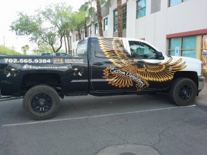 Too Much Info- Are You Overwhelming People With Your Vehicle Graphics?