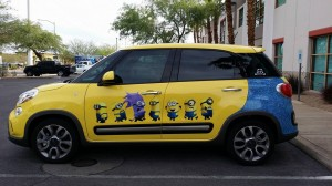 Vehicle Wrap Design Tell Your Nephew Thanks But No Thanks