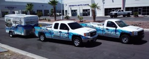 Well-Spent Advertising Dollars on Vehicle Wraps in Henderson, Nevada