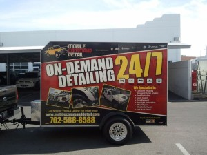 How to Properly Care for Your Car Wrap In Nevada Desert Conditions