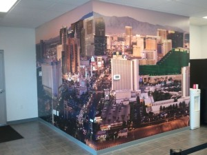Using Wall Murals to Create a Welcoming Atmosphere in Las Vegas