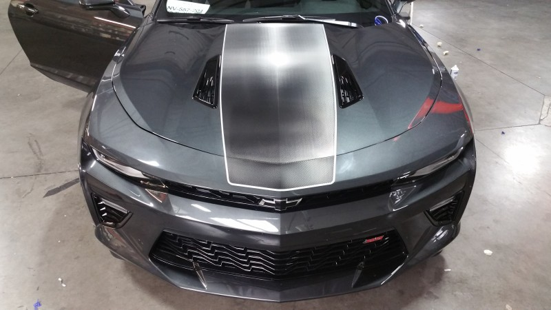 Vinyl Wrap Paint Job in Henderson | Team Acme