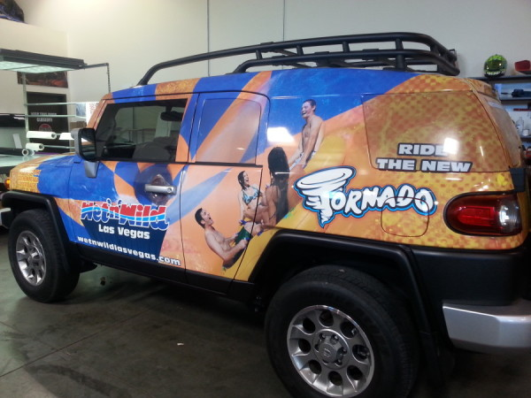 Wet N Wild Vehicle Wrap (3)