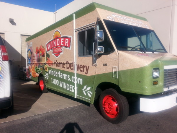Winder Farms Delivery Truck Wrap (2)