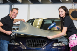 How Does A Car Wrap Adhere? What are the Benefits?