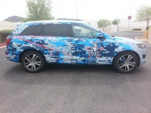 Custom Design Options Available with Vinyl Vehicle Wraps | Team Acme