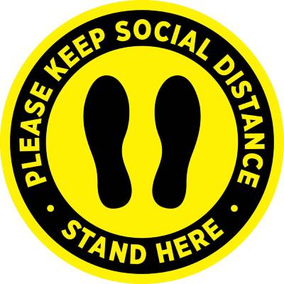 Wait in Line With Social Distance